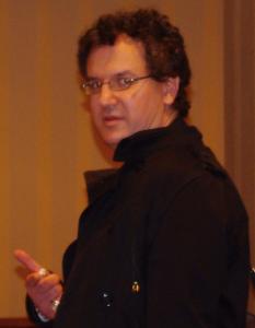 Dennis Markuze in 2010