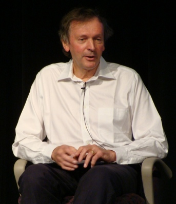 Rupert Sheldrake at a conference. Photo by Zereshk licensed under a CC BY 3.0 license.