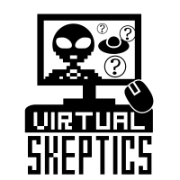 Virtual Skeptics logo