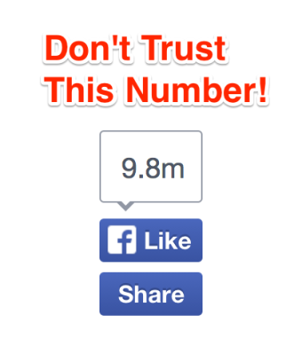 Don't Trust This Number